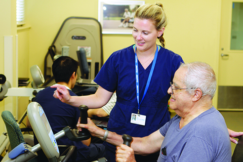 Lieberman's New Rehab and Fitness Center Accelerate Your Recovery From ...